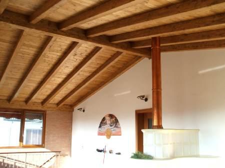 impermeabilizzare un tetto di legno